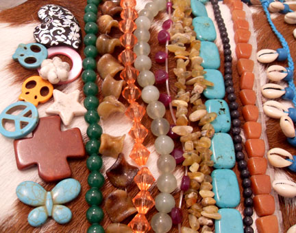 Bargain Barn Beads 12-Strands