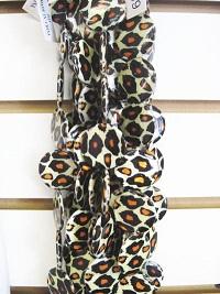 25 MM Flat Round Shell Beads