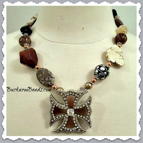 Earthy Cowgirl Necklace