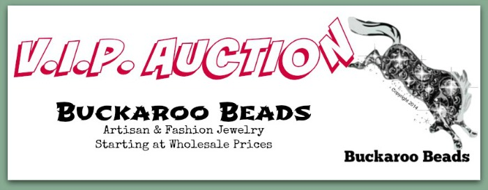 Buckaroo Beads Auction on Facebook