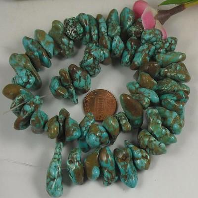 Coppertone TurquoiseNuggets