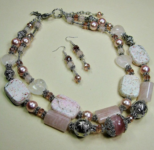 Cowgirl Romance Cowgirl Necklace Set