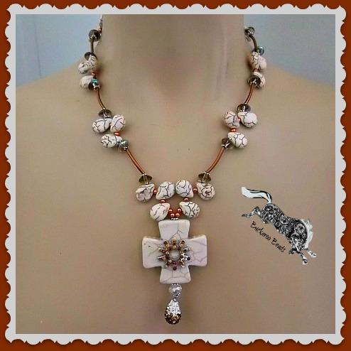 Teardrops Faith necklace
