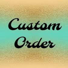 Custom order Horsehair Key Chains