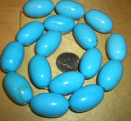 Blue Turquoise Eggs